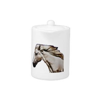 Horse's Head Teapot