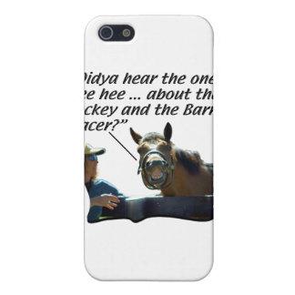 Horses - Horse Laugh iPhone SE/5/5s Cover