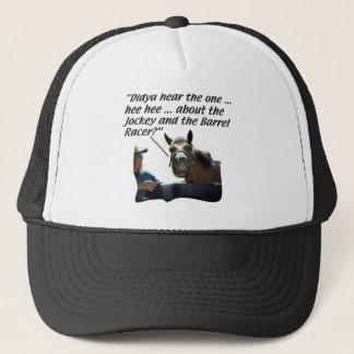 Horses - Horse Laugh Trucker Hat