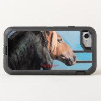 Horses/Horses/Horses OtterBox Defender iPhone 8/7 Case