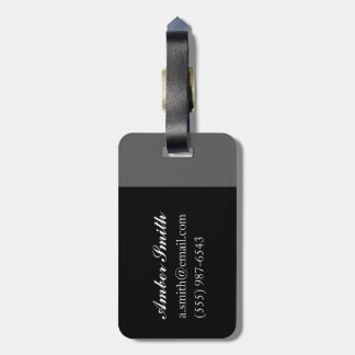 Horses Horses Luggage Tag