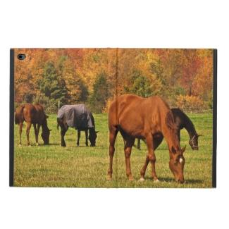 Horses in Autumn Powis iPad Air 2 Case