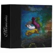 Horses in Colors ~ Binder / Photo Album