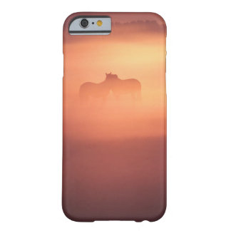 horses in dew barely there iPhone 6 case