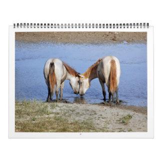 HORSES IN LOVE CALENDAR