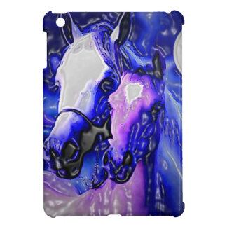 Horses in Love iPad Mini Cover