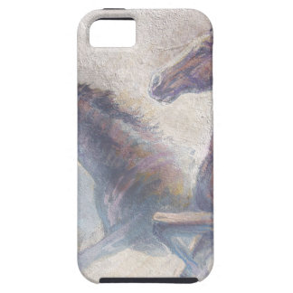 Horses In Stampede iPhone SE/5/5s Case