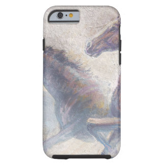 Horses In Stampede Tough iPhone 6 Case