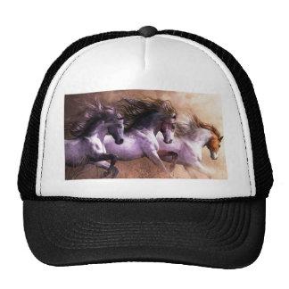 horses.jpg trucker hat