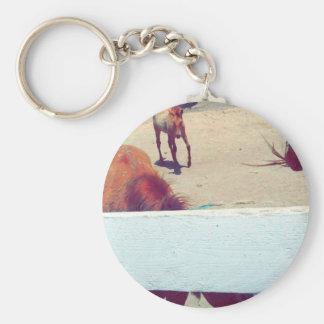 Horses Keychain