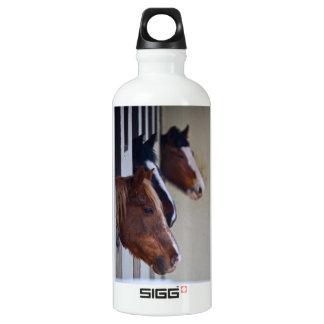Horses Liberty Water Bottle