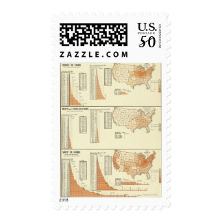 Horses, mules, asses, sheep postage