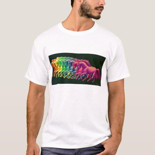 Horses of Different Colors Kids Premium T-Shirt