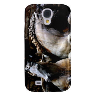 Horses of Florence II Galaxy S4 Case