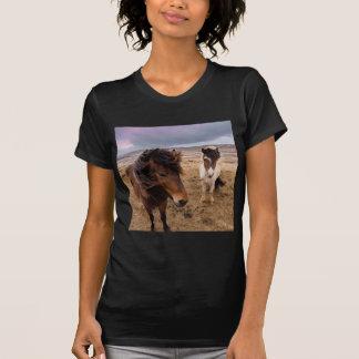 Horses of Iceland T-Shirt