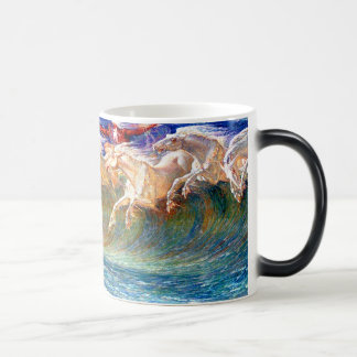 """Horses of Neptune"" - Customized Mugs"