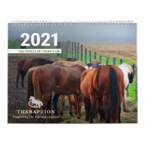 Horses of Therapeion 2021 Calendar