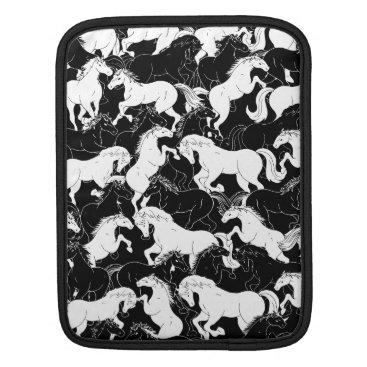 HORSES PASSION iPad SLEEVE
