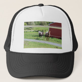 Horses Photo Trucker Hat