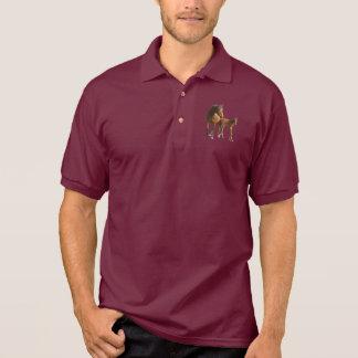 Horses Polo Shirt