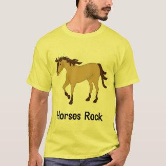 Horses Rock (buckskin) T-Shirt