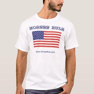 HORSES RULE T-Shirt