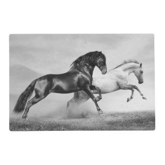 Horses Run Placemat