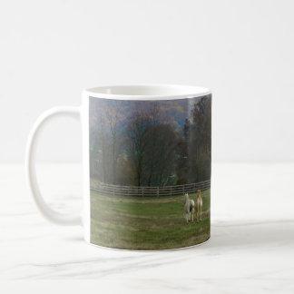Horses Running for Joy! Mug