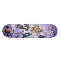 Horses_skateboard_pro Skateboard