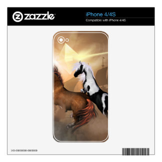 Horses Skins For The iPhone 4