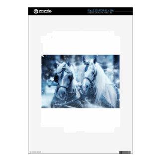 horses skin for the iPad 2