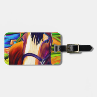 Horses Tag For Luggage