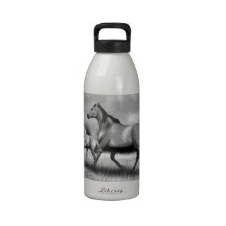 Horses Water Bottles