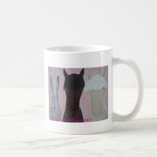 Horses Whispering Coffee Mug
