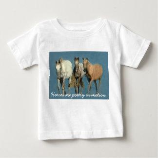 Horses Wild and Wonderful Unisex Toddler Shirt