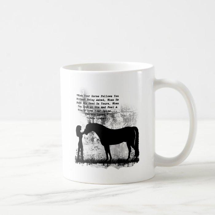 Horses- You Are Loved Coffee Mug