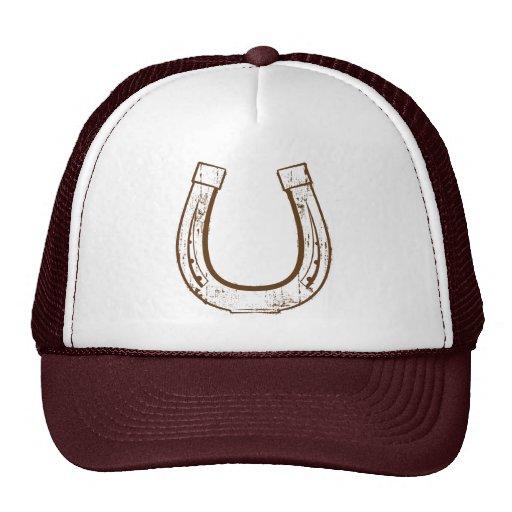 horseshoe4 trucker hat