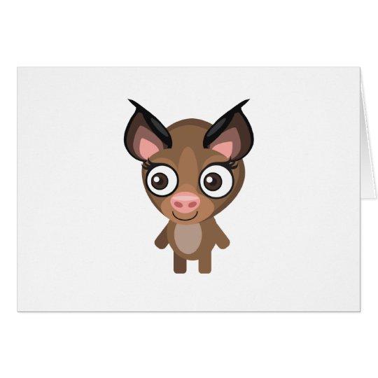 Horseshoe Bat - My Conservation Park Card