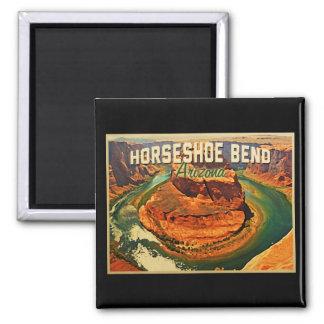 Horseshoe Bend Arizona Magnets