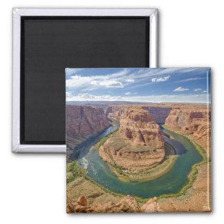 Horseshoe Bend, Arizona, USA 2 Inch Square Magnet