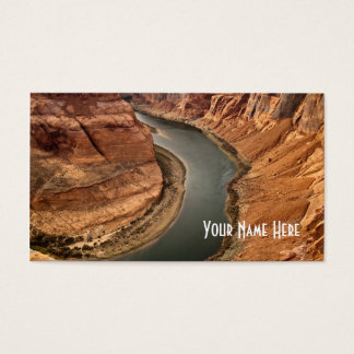 Horseshoe Bend Business Card