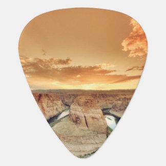 Horseshoe Bend Caynon Guitar Pick