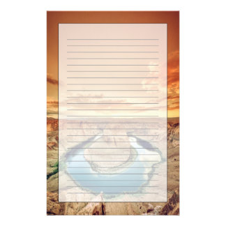 Horseshoe Bend Caynon Stationery