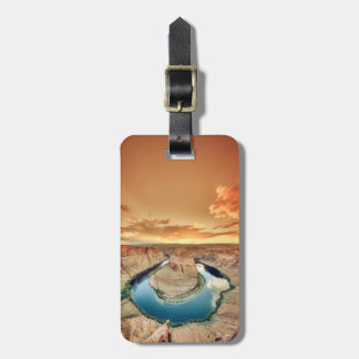 Horseshoe Bend Caynon Tag For Luggage