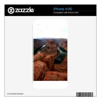 Horseshoe Bend, Colorado River Arizona iPhone 4S Decal