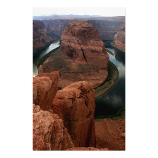 Horseshoe Bend, Colorado River Arizona Stationery