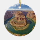 Horseshoe Bend, Grand Canyon Ceramic Ornament