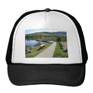 Horseshoe Bend Mill Pond Boating Access Trucker Hat