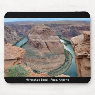 Horseshoe Bend - Page, Arizona Mouse Pads