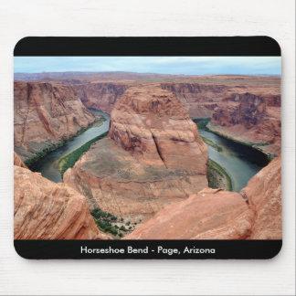 Horseshoe Bend - Page, Arizona Mousepad